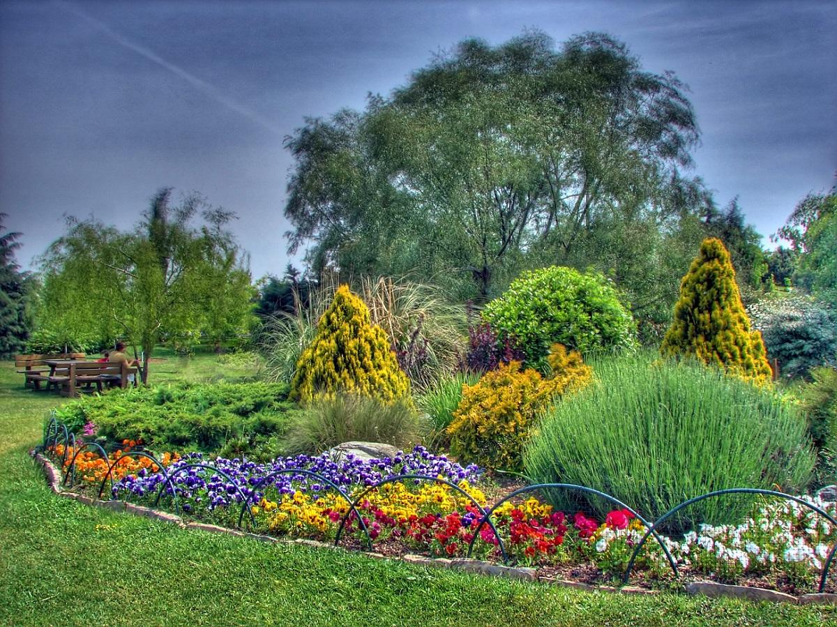 За сайта Градината Ви